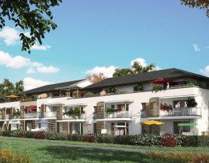 Achat / Vente immobilier neuf Ségny proche mairie (01170) - Réf. 2203