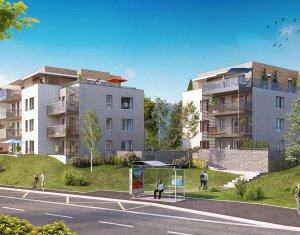 Achat / Vente immobilier neuf Sévrier proche Annecy (74320) - Réf. 2197