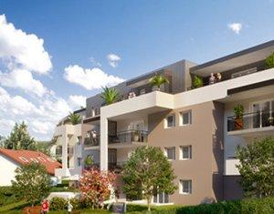 Achat / Vente immobilier neuf Seynod cœur quartier résidentiel (74600) - Réf. 2995