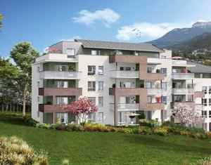 Achat / Vente immobilier neuf Seynod plateau des Blanches (74600) - Réf. 285