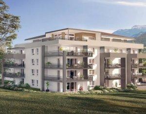 Achat / Vente immobilier neuf Seynod proche commodités (74600) - Réf. 4510