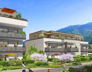 Achat / Vente immobilier neuf Seynod-Vieugy Route de Quintal (74600) - Réf. 281