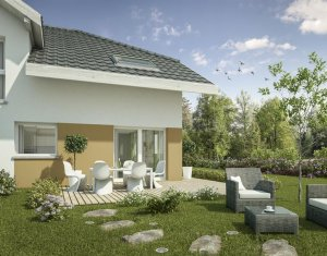 Achat / Vente immobilier neuf Sonnaz Nord (73000) - Réf. 170