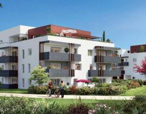 Achat / Vente immobilier neuf St Julien proche grands axes (74160) - Réf. 725