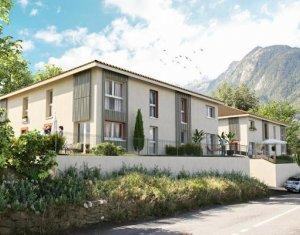 Achat / Vente immobilier neuf Thônes à deux minutes du centre ville (74230) - Réf. 4231