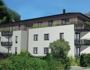 Achat / Vente immobilier neuf Thônes proche berges du Fier (74230) - Réf. 664