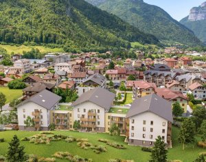 Achat / Vente immobilier neuf Thônes résidence seniors proche centre-ville (74230) - Réf. 6188