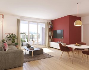 Achat / Vente immobilier neuf Thonon-les-Bain proche centre secteur résidentiel (74200) - Réf. 6170