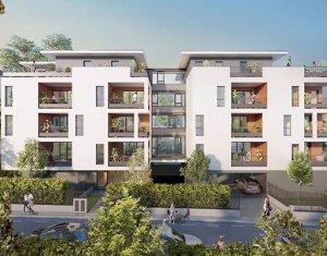 Achat / Vente immobilier neuf Thonon-les-Bains au coeur d'un quartier résidentiel (74200) - Réf. 4283