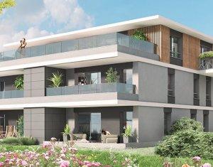 Achat / Vente immobilier neuf Thonon-les-Bains Corzent (74200) - Réf. 1823