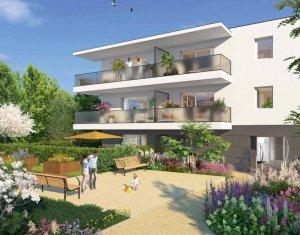 Achat / Vente immobilier neuf Thonon-les-Bains proche centre-ville (74200) - Réf. 2640
