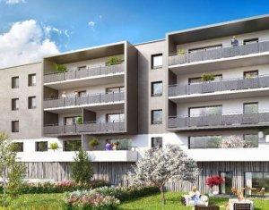 Achat / Vente immobilier neuf Thonon-les-Bains proche commodités (74200) - Réf. 4661