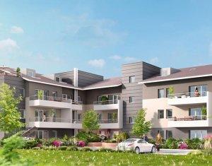 Achat / Vente immobilier neuf Thonon-les-Bains proche Place des Arts (74200) - Réf. 1759