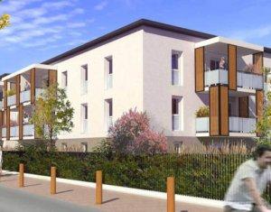 Achat / Vente immobilier neuf Thonon-les-Bains quartier de Port Ripaille (74200) - Réf. 2918