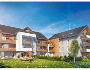 Achat / Vente immobilier neuf Thorens-Glières (74570) - Réf. 1503