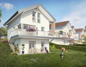 Achat / Vente immobilier neuf Thorens-Glières proche mairie (74570) - Réf. 3741