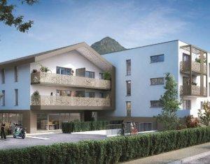 Achat / Vente immobilier neuf Thyez au coeur d'un quartier résidentiel (74300) - Réf. 4503