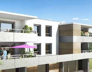Achat / Vente immobilier neuf Thyez écoquartier (74300) - Réf. 1422