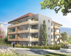 Achat / Vente immobilier neuf Valleiry coeur de village (74520) - Réf. 3630