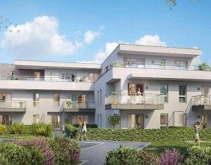 Achat / Vente immobilier neuf Versonnex proche mairie (01210) - Réf. 5098