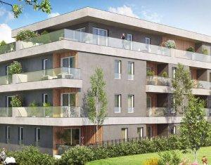 Achat / Vente immobilier neuf Vétraz-Monthoux à 10 min d'Annemasse (74100) - Réf. 5641