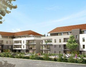 Achat / Vente immobilier neuf Vétraz-Monthoux proche commodités (74100) - Réf. 892