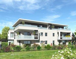 Achat / Vente immobilier neuf Vetraz Monthoux proche de la mairie (74100) - Réf. 2498