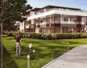 Achat / Vente immobilier neuf Vétraz-Monthoux proche Genève (74100) - Réf. 1820