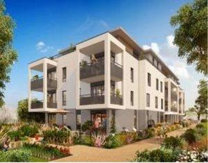 Achat / Vente immobilier neuf Vétraz-Monthoux quartier résidentiel (74100) - Réf. 2235