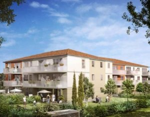 Achat / Vente immobilier neuf Villars-les-Dombes centre du bourg (01330) - Réf. 125