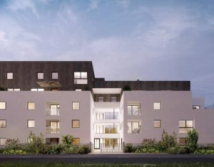 Achat / Vente immobilier neuf Ville-la-Grand à 500 mètres des écoles (74100) - Réf. 3930