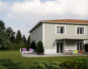 Achat / Vente immobilier neuf Viry (74580) - Réf. 962