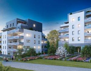 Achat / Vente immobilier neuf Viry au coeur de l'éco-quartier (74580) - Réf. 1300