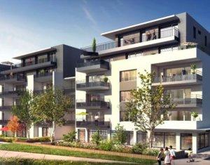 Achat / Vente immobilier neuf Viry Eco-quartier (74580) - Réf. 690