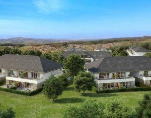 Achat / Vente immobilier neuf Viuz-la-Chiésaz à 400 m du coeur de village (74540) - Réf. 5634