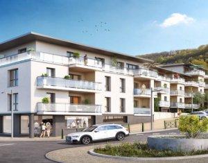 Achat / Vente immobilier neuf Voglans entre lac et montagne (73420) - Réf. 4516