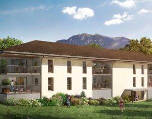 Achat / Vente immobilier neuf Vougy au coeur des montagnes (74130) - Réf. 4177