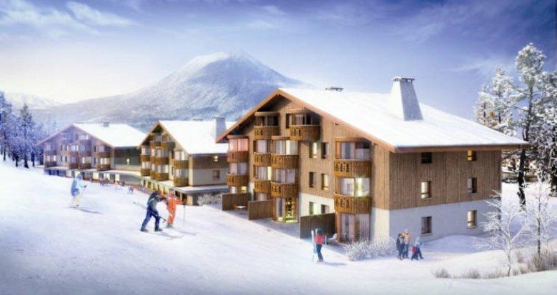 Achat / Vente immobilier neuf Abondance, proche des pistes de ski (74360) - Réf. 5828
