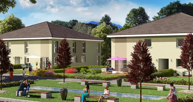 Achat immobilier neuf alby sur ch ran proche commodit s et for Achat maison neuf 13