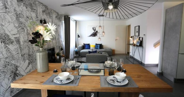 Achat / Vente immobilier neuf Amancy dans la vallée de L'Arve (74800) - Réf. 5009