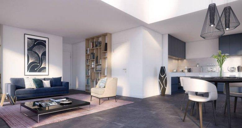 Achat / Vente immobilier neuf Ambilly à 15 minutes à pied de la gare d'Anemasse (74100) - Réf. 4330