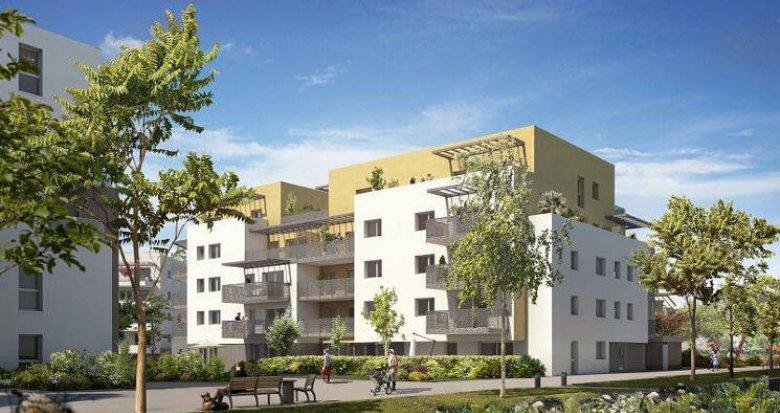 Achat / Vente immobilier neuf Annecy-Meythet au sein d'un parc verdoyant (74000) - Réf. 6037