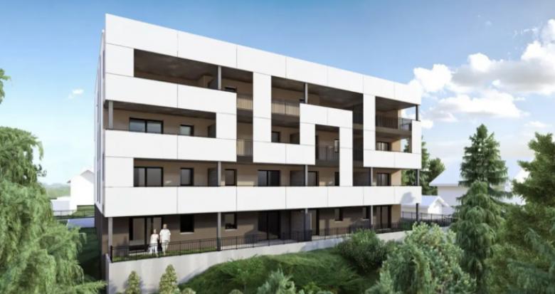 Achat / Vente immobilier neuf Annemasse proche axes principaux (74100) - Réf. 5219