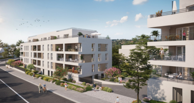 Achat / Vente immobilier neuf Annemasse proche toutes commodités (74100) - Réf. 5204