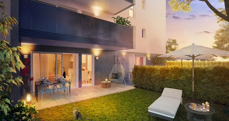 Achat / Vente immobilier neuf Annemasse quartier de Romagny (74100) - Réf. 3621