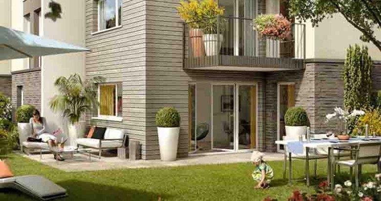 Achat / Vente immobilier neuf Anthy-sur-Léman proche plage de Séchex (74200) - Réf. 2679