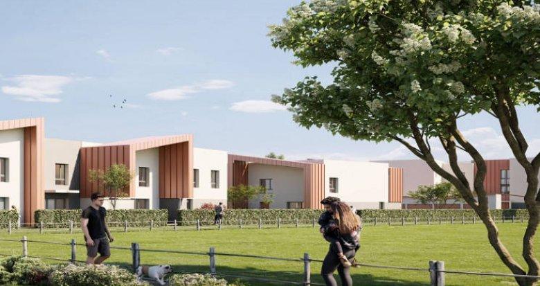 Achat / Vente immobilier neuf Beynost proche commodités (01700) - Réf. 5037