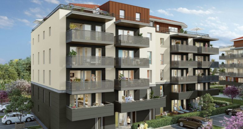 Achat / Vente immobilier neuf Bonneville centre ville (74130) - Réf. 5449