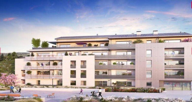 Achat / Vente immobilier neuf Bons-en-Chablais proche centre (74890) - Réf. 2925