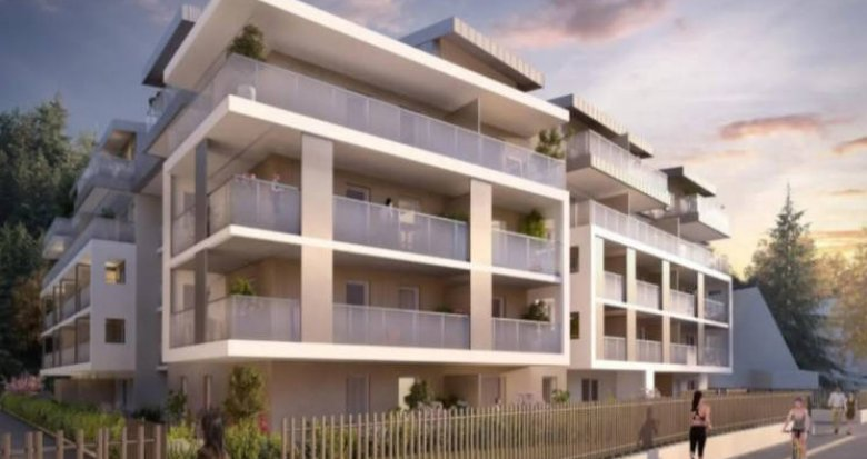 Achat / Vente immobilier neuf Chambéry proche centre historique (73000) - Réf. 2984